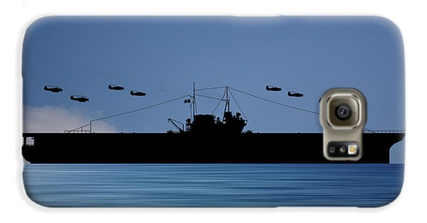 Thomas Jefferson Galaxy S6 Case - Cus Thomas Jefferson 1932 V4 by Smart Aviation