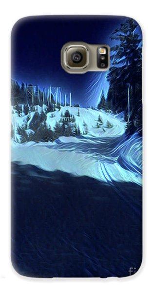 Cypress Bowl, W. Vancouver, Canada Galaxy S6 Case