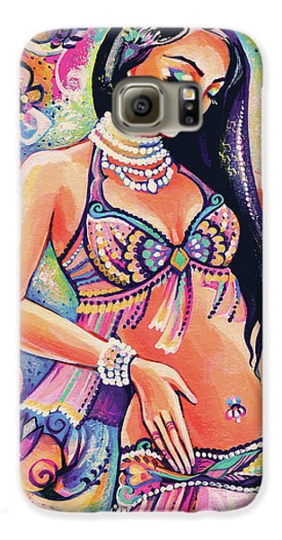 Dancing In The Mystery Of Shahrazad Galaxy S6 Case