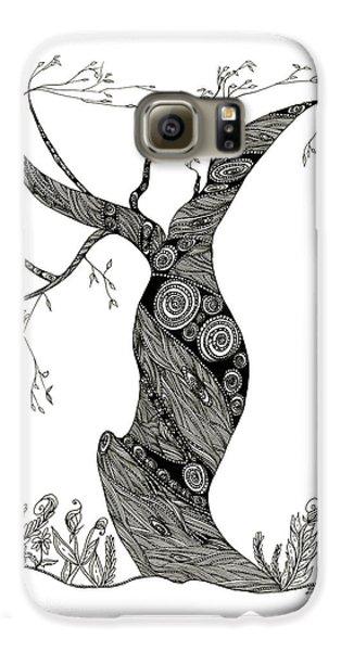 Dancing Tree Galaxy S6 Case