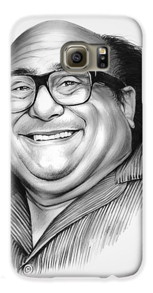Cuckoo Galaxy S6 Case - Danny Devito by Greg Joens