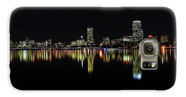 Dark As Night Galaxy S6 Case by Juergen Roth