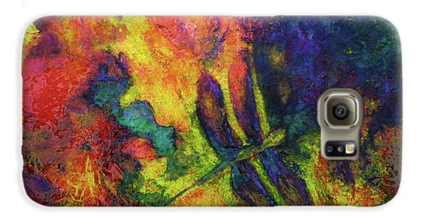 Darling Darker Dragonfly Galaxy S6 Case