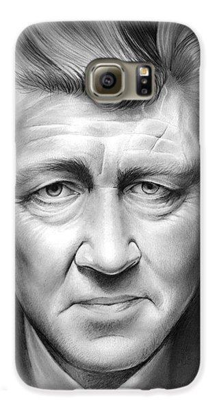 Visual Galaxy S6 Case - David Lynch by Greg Joens