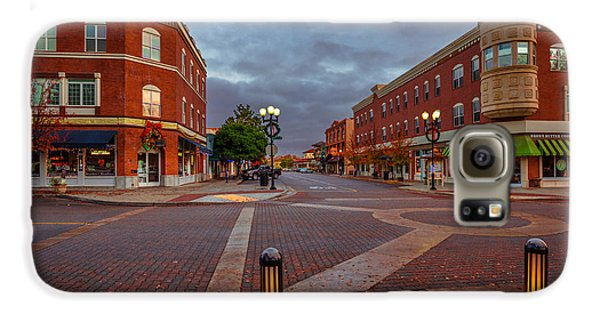 Dawn On Park Street Galaxy S6 Case