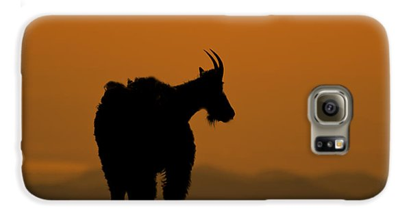 Galaxy S6 Case featuring the photograph Day's End by Gary Lengyel