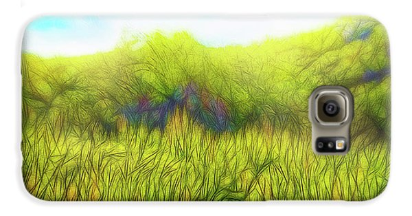 Deep Meadow Tranquility Galaxy S6 Case