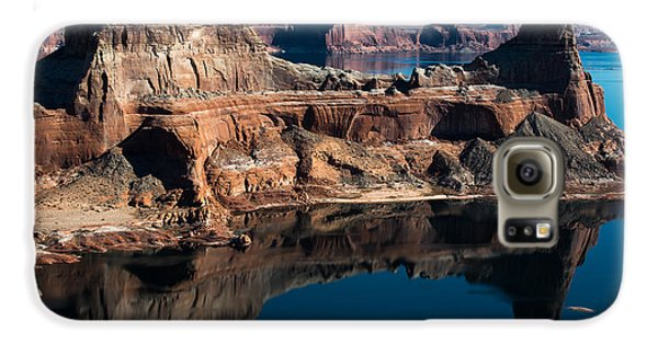 Deep Reflections In Lake Powell Galaxy S6 Case