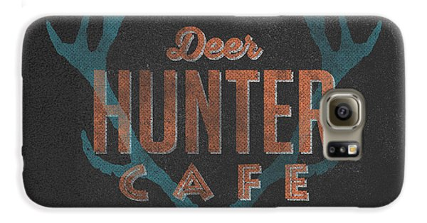 Deer Hunter Cafe Galaxy S6 Case