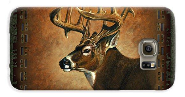 Deer Lodge Galaxy S6 Case