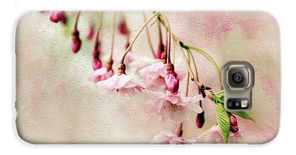Galaxy S6 Case featuring the photograph Delicate Bloom by Jessica Jenney