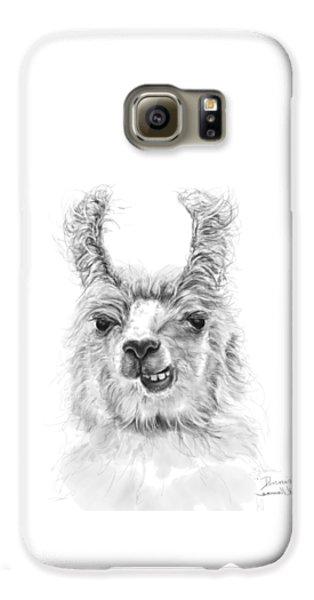 Llama Galaxy S6 Case - Dennis by K Llamas