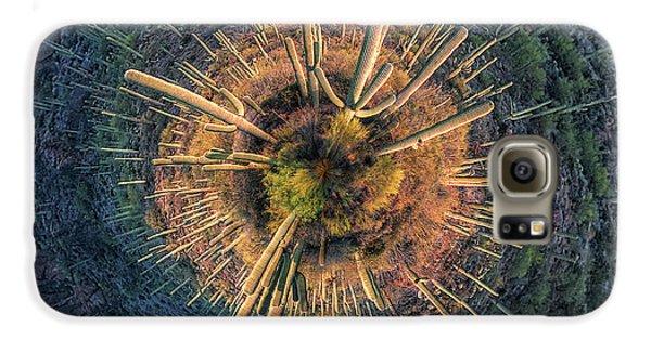 Desert Big Bang Galaxy S6 Case