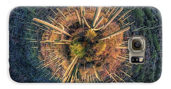 Desert Big Bang Galaxy S6 Case by Lynn Geoffroy