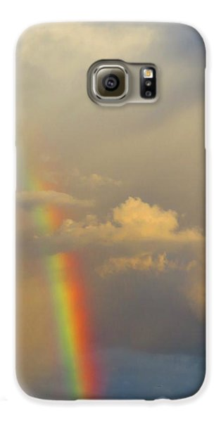 Desert Rainbow Galaxy S6 Case
