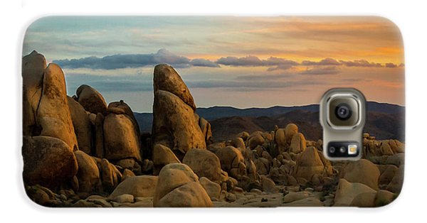 Desert Rocks Galaxy S6 Case