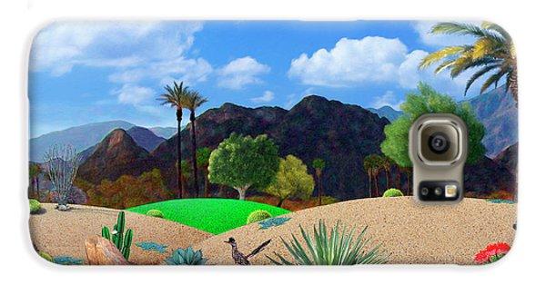 Desert Galaxy S6 Case - Desert Splendor by Snake Jagger