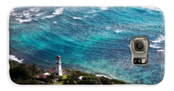 Diamond Head Lighthouse Galaxy S6 Case