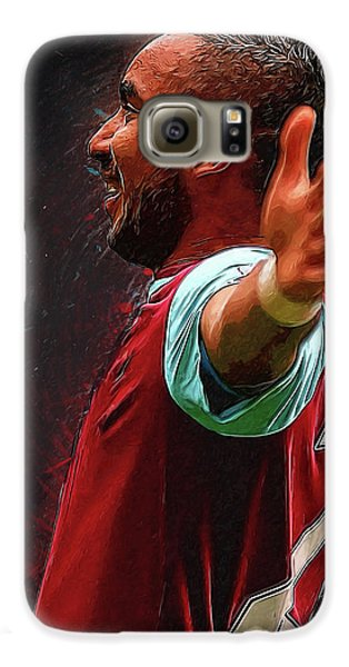 Dimitri Payet Galaxy S6 Case by Semih Yurdabak