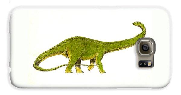 Diplodocus Galaxy S6 Case