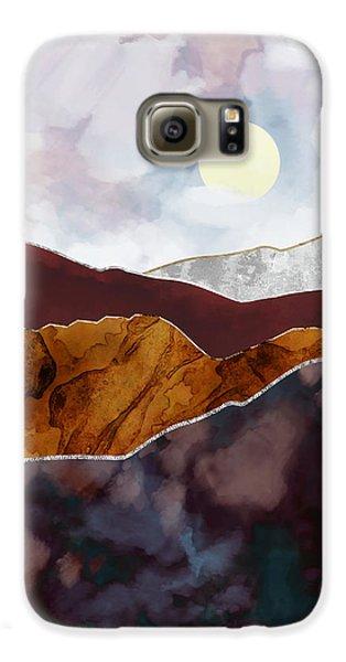 Landscapes Galaxy S6 Case - Distant Light by Katherine Smit