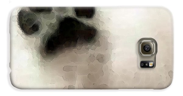 Dog Art - I Paw You Galaxy S6 Case