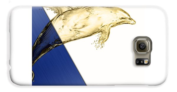 Dolphin Collection Galaxy S6 Case by Marvin Blaine