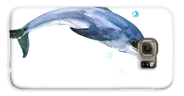 Dolphin Galaxy S6 Case