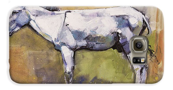 Donkey Stallion, Ronda Galaxy S6 Case by Mark Adlington
