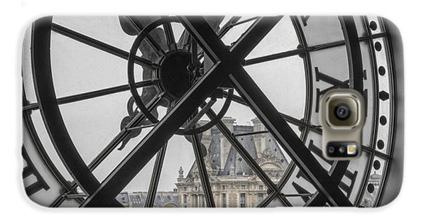 D'orsay Clock Paris Galaxy S6 Case