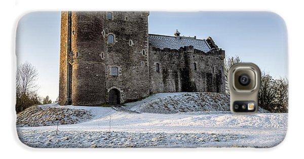 Doune Castle In Central Scotland Galaxy S6 Case