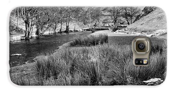 Sky Galaxy S6 Case - Dovedale, Peak District Uk by John Edwards