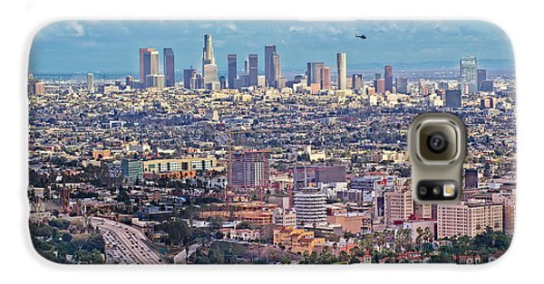 Downtown Los Angeles Galaxy S6 Case