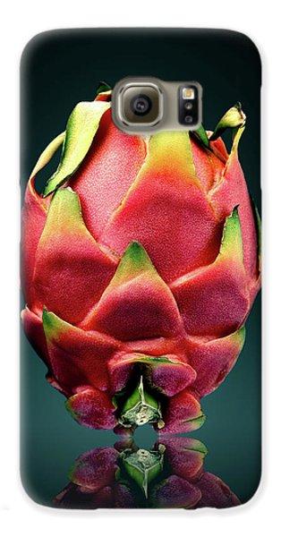 Dragon Galaxy S6 Case - Dragon Fruit Or Pitaya  by Johan Swanepoel
