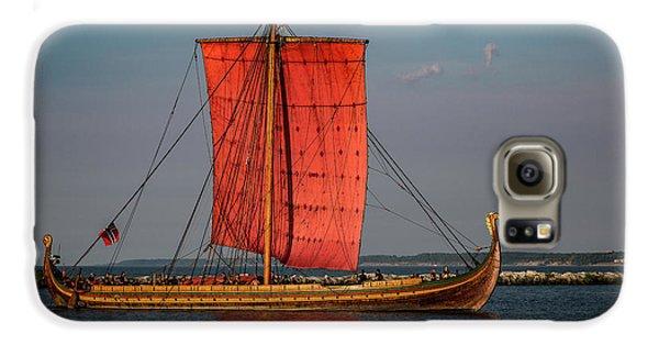 Draken Harald Harfagre Galaxy S6 Case