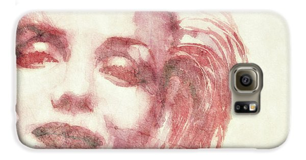Actors Galaxy S6 Case - Dream A Little Dream Of Me by Paul Lovering