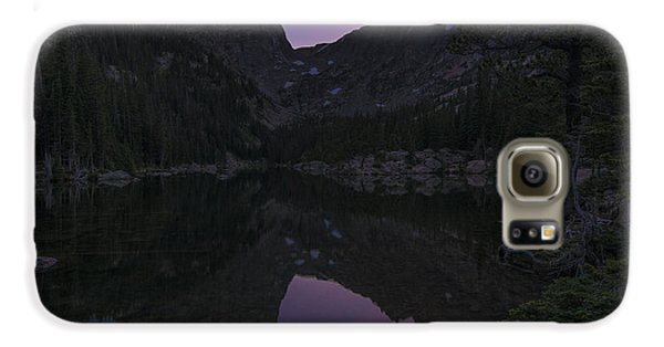 Galaxy S6 Case featuring the photograph Dream Lake Reflections by Gary Lengyel