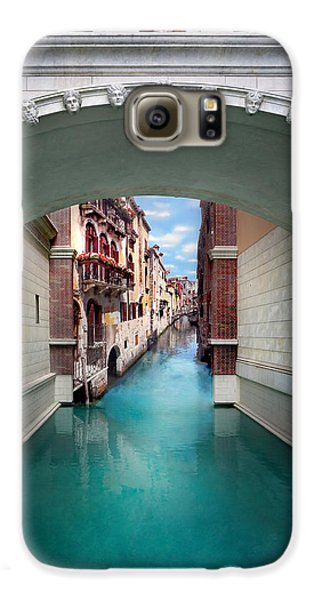 Dreaming Of Venice Galaxy S6 Case