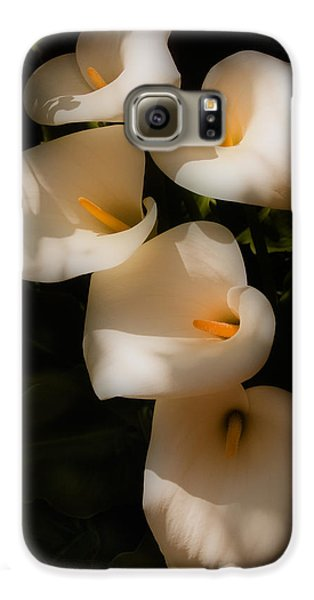 Dreamy Lilies Galaxy S6 Case by Mick Burkey