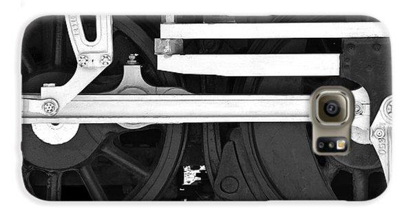 Train Galaxy S6 Case - Drive Train by Mike McGlothlen