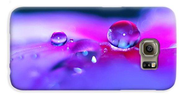 Droplets In Fantasyland Galaxy S6 Case