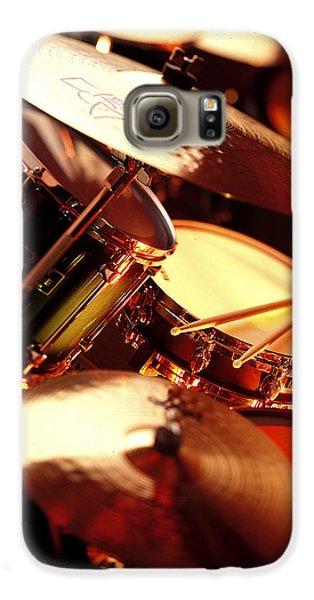Drums Galaxy S6 Case - Drums by Robert Ponzoni