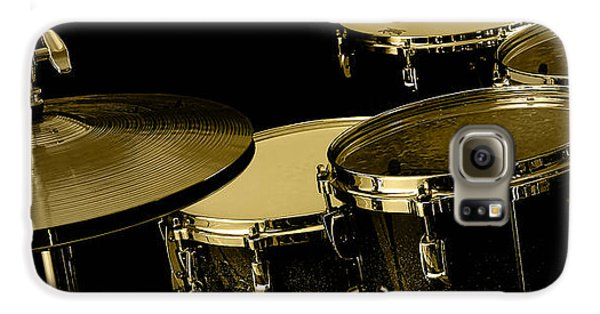 Drums Collection Galaxy S6 Case