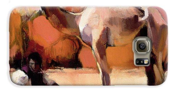 Desert Galaxy S6 Case - dsu and Said - Rann of Kutch  by Mark Adlington