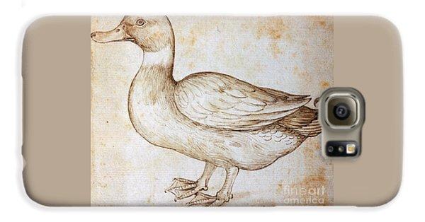 Duck Galaxy S6 Case