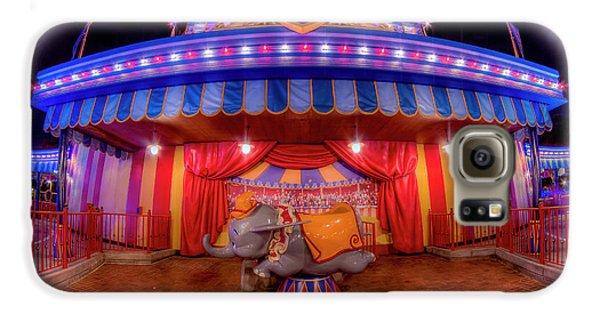 Dumbos Adventures Galaxy S6 Case