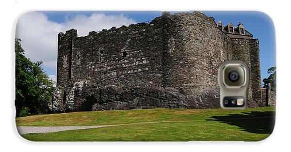 Castle Galaxy S6 Case - Dunstaffnage Castle by Smart Aviation