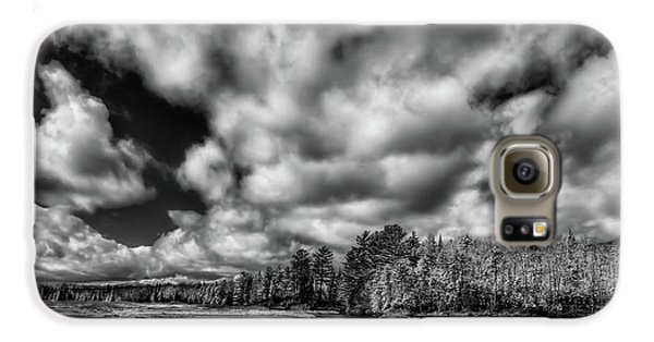 Galaxy S6 Case featuring the photograph Dusting Of Snow On The River by David Patterson