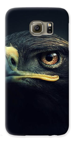 Eagle Galaxy S6 Case by Zoltan Toth