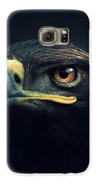 Eagle Galaxy S6 Case - Eagle by Zoltan Toth